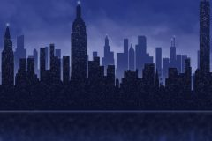 Chris Whaley     City Skylines     Digital Rendering
