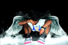 Malik Cousins     Fallen Angel     Digital Rendering